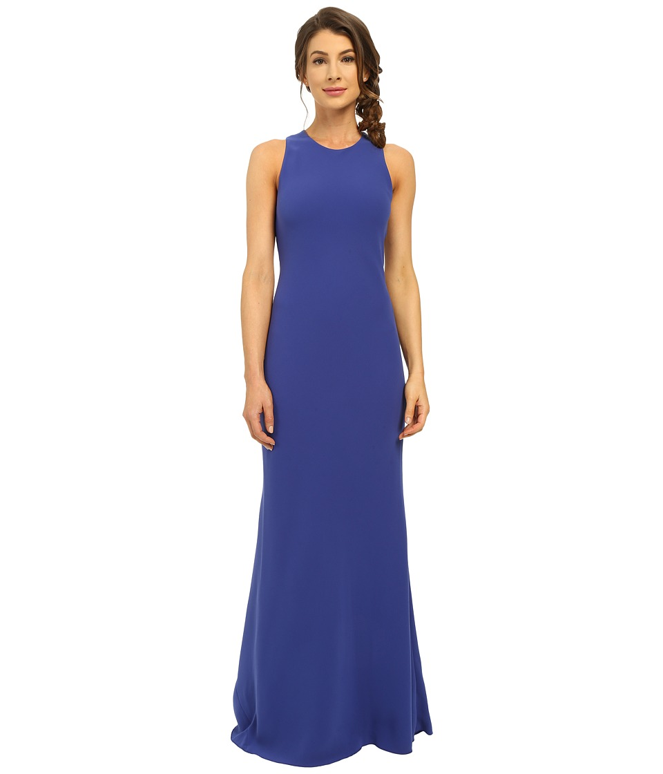Calvin Klein - Sleeveless Gown CD6B1V3E (Atlantis) Women's Dress