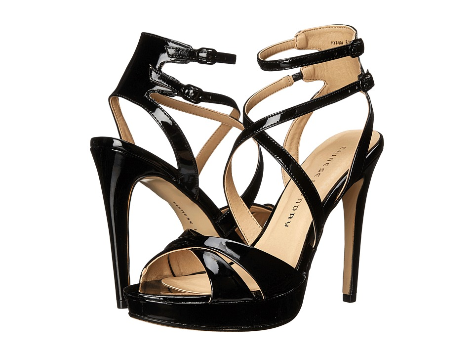 Chinese Laundry Highlight (Black) High Heels