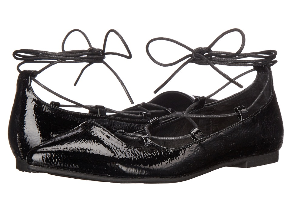 Chinese Laundry - Endless (Black) Women's Flat Shoes