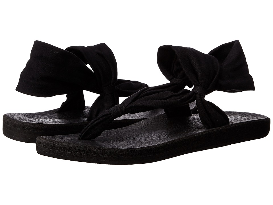 Flojos - Zen (Black) Women's Sandals