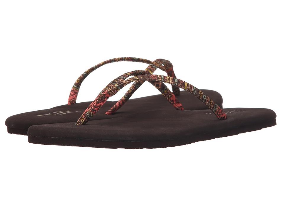 Flojos - Lulu (Brown) Women's Sandals