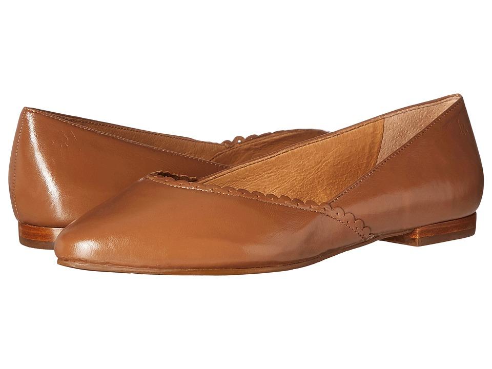 Jack Rogers - Caroline (Oak) Women's Flat Shoes