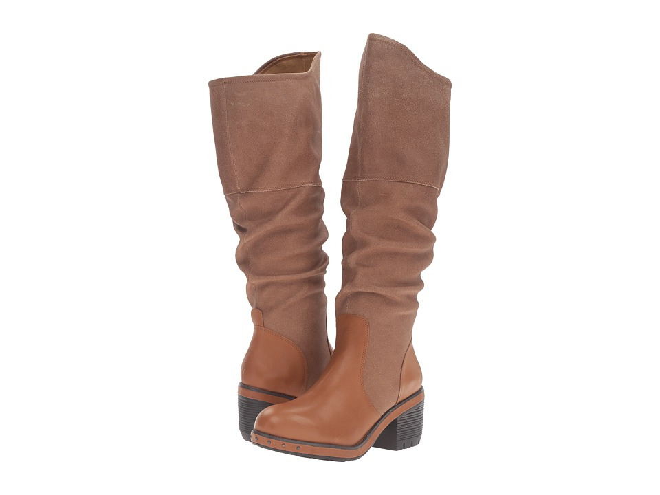Caterpillar Casual - Penelope (Caramel) Women's Boots