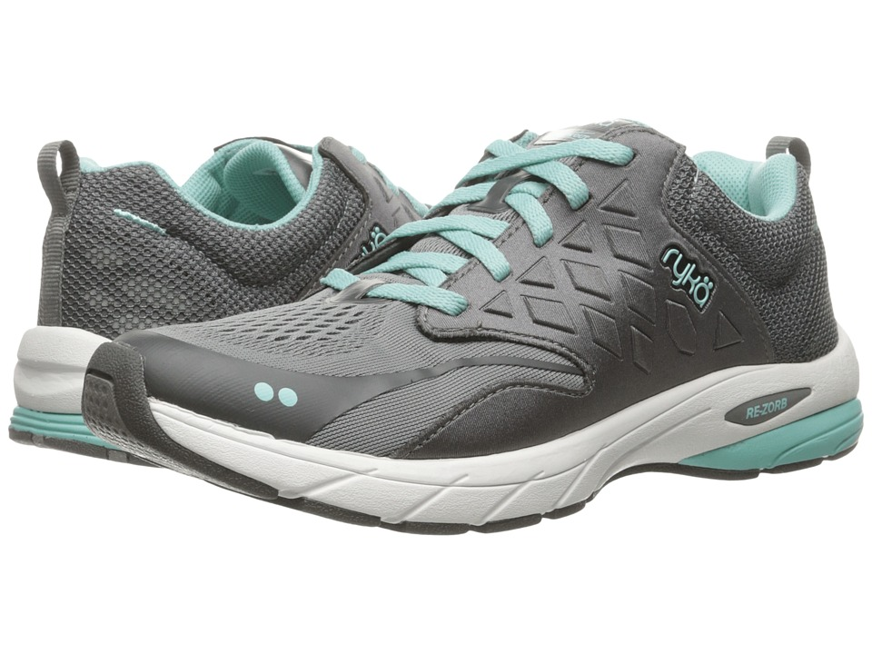 Ryka Knock Out (Frost Grey/Steel Grey/Eggshell Blue) Women