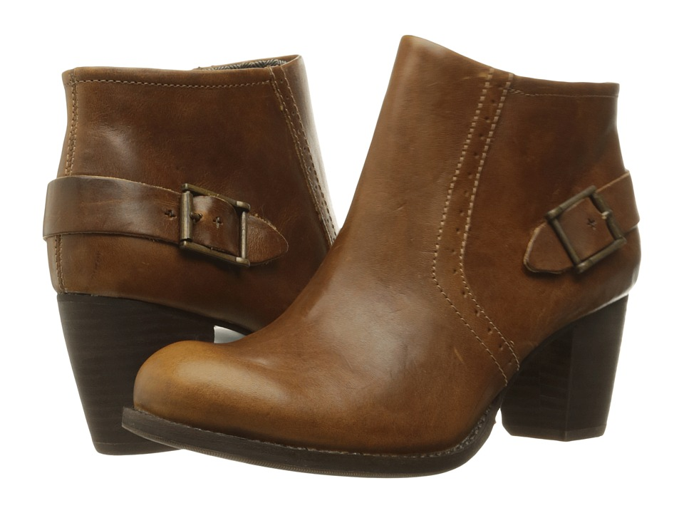 Caterpillar Casual - Annette (Dark Tan) Women's Boots