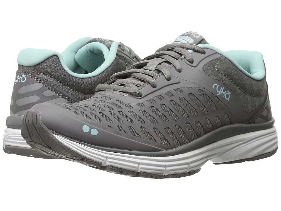 Ryka Indigo (Frost Grey/Mint Ice/Eggshell Blue/Chrome Silver) Women
