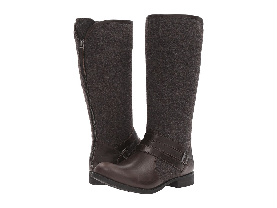Caterpillar Casual Sabrina Wool (Chocolate) Women