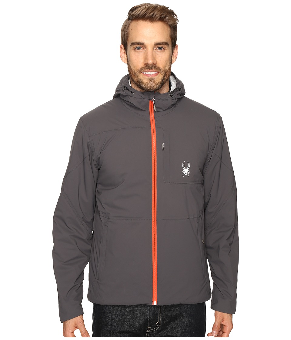 Spyder - Berner Jacket (Polar/Polar/Rage) Men's Jacket