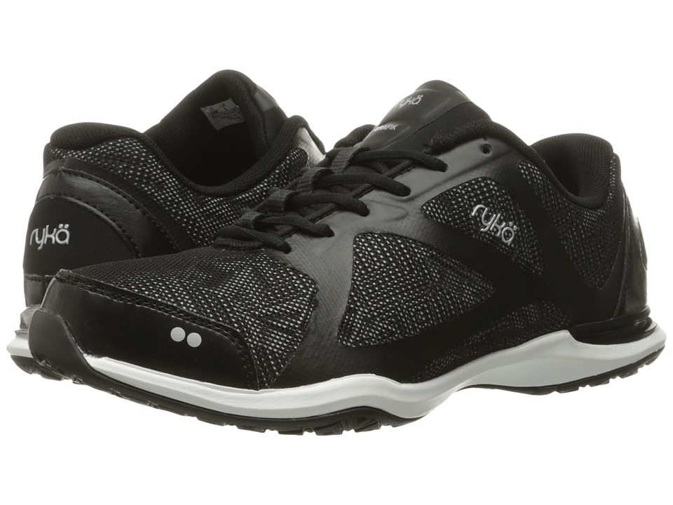 Ryka - Grafik (Black/Iron Grey/Vapor Grey) Women's Shoes