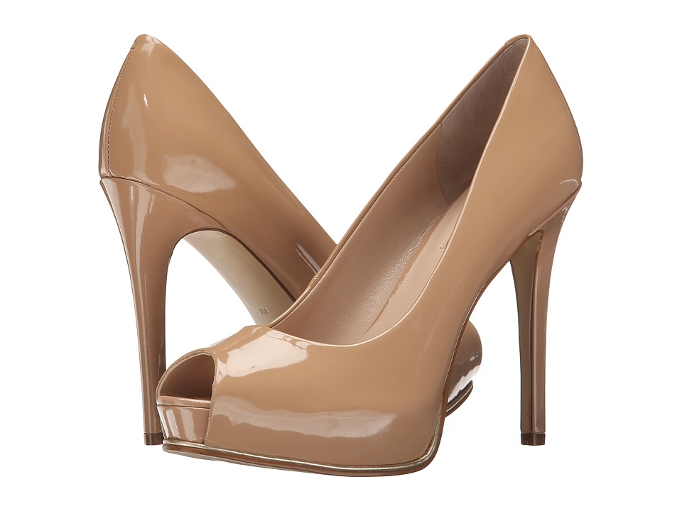 GUESS - Honora (Nude Patent) High Heels
