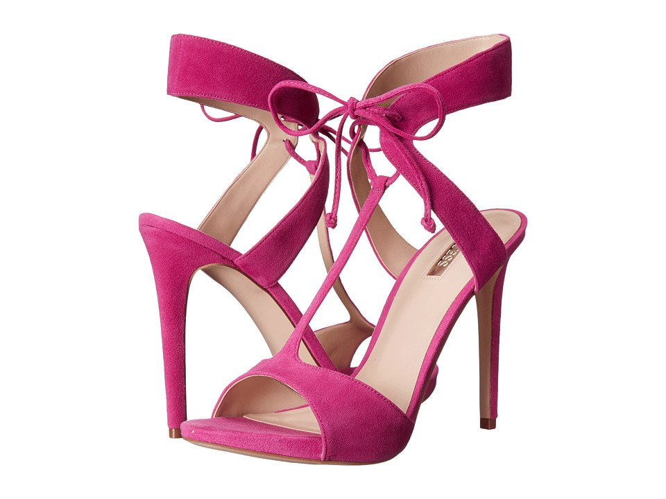 GUESS - Alexes (Pink Suede) High Heels