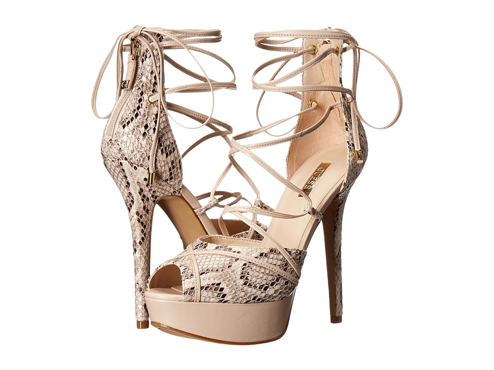 GUESS - Raja (Natural Multi) High Heels