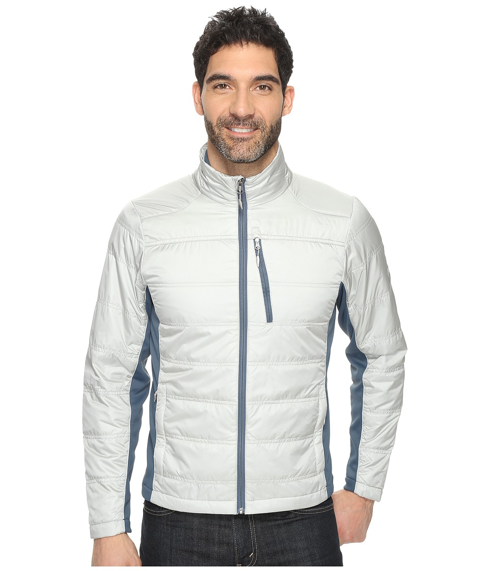 Spyder - Glissade Insulator Jacket (Cirrus/Union Blue) Men's Jacket