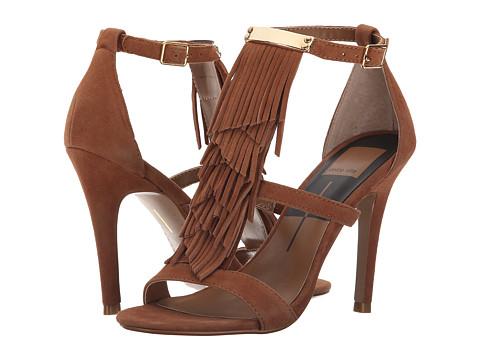 Dolce Vita - Michelle (Camel Suede) Women's Shoes