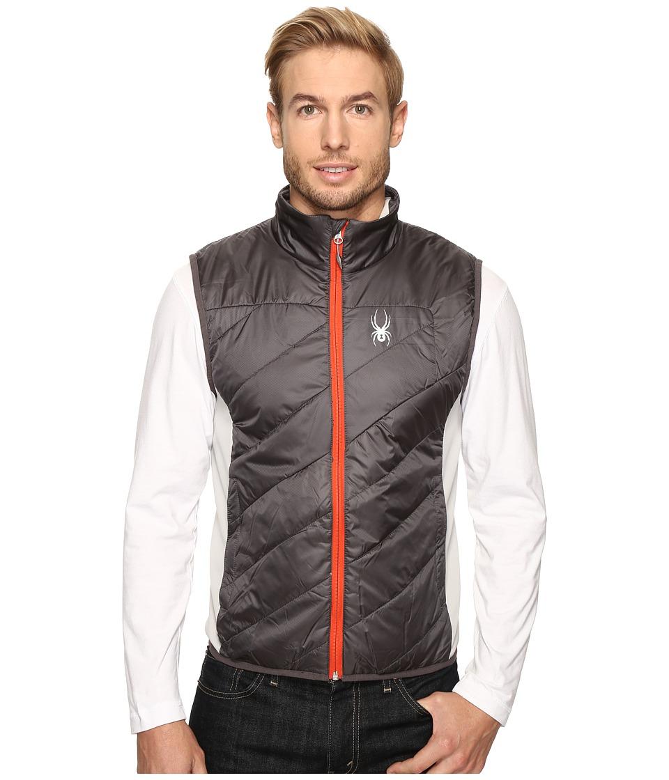 Spyder - Exit Insulator Vest (Polar/Cirrus/Rage) Men's Vest