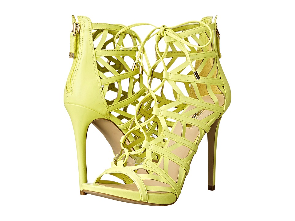 GUESS - Anasia (Citrus Synthetic) High Heels