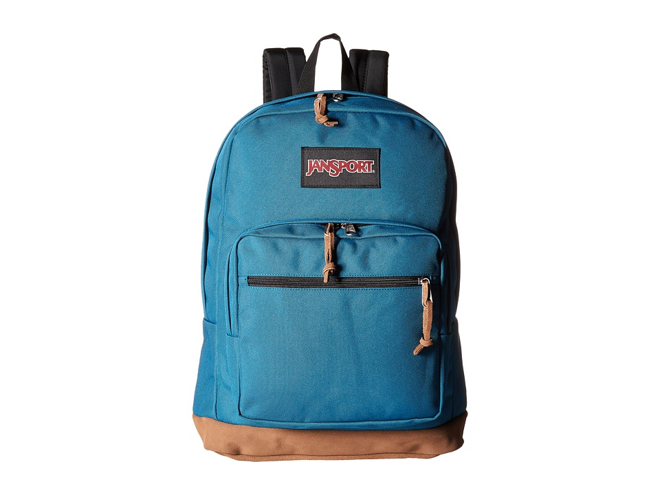 JanSport - Right Pack (Corsair Blue) Backpack Bags