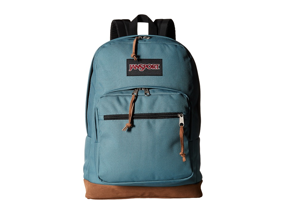 JanSport Right Pack (Frost Teal) Backpack Bags