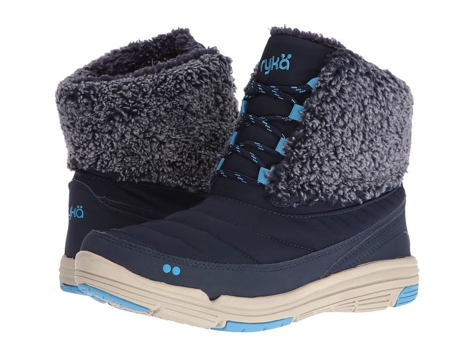 Ryka - Addison (Submarine Blue/Ethereal Blue/Snowline Ecru) Women's Shoes