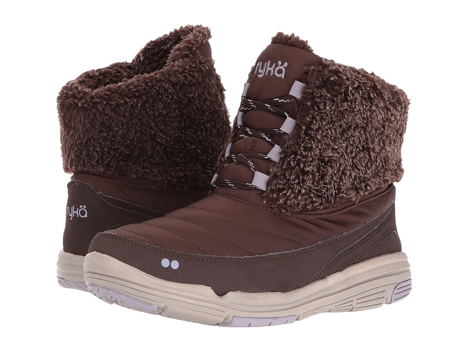 Ryka - Addison (Coffee Bean/Purple Ash/Moonrock) Women's Shoes