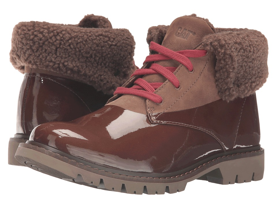 Caterpillar Casual - Hub Fur (Belgian) Women's Work Boots