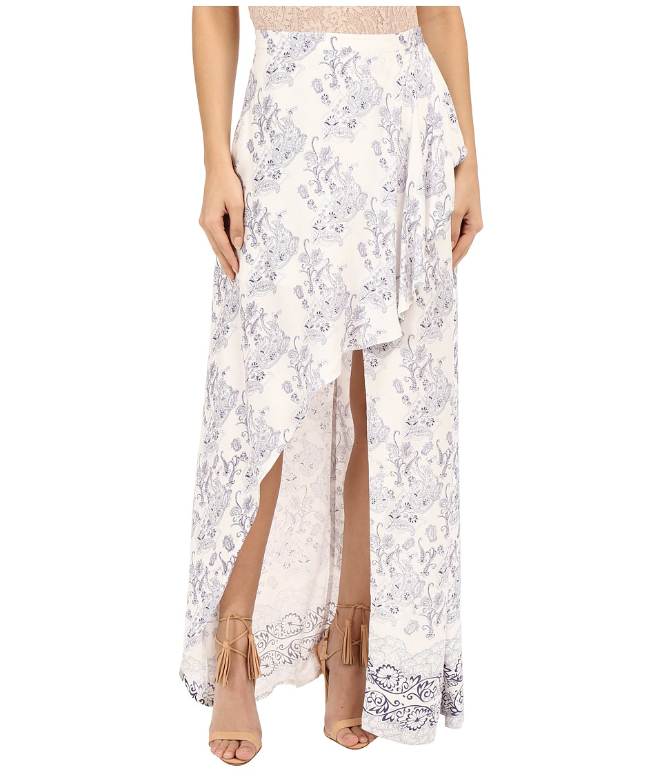 The Jetset Diaries - Infinity Maxi Skirt (Infinity Print) Women's Skirt