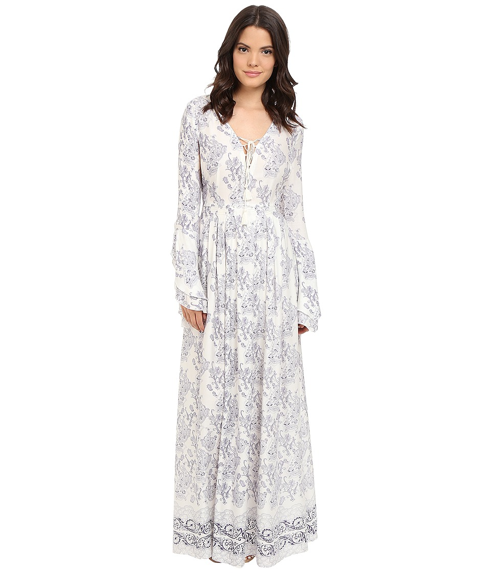 The Jetset Diaries - Infinity Maxi Dress (Infinity Print) Women's Dress