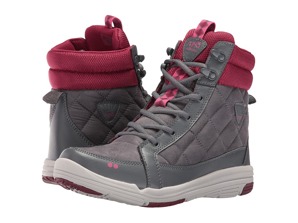 Ryka - Aurora (Iron Grey/Rhodedendron/Fuchsia Purple) Women's Shoes