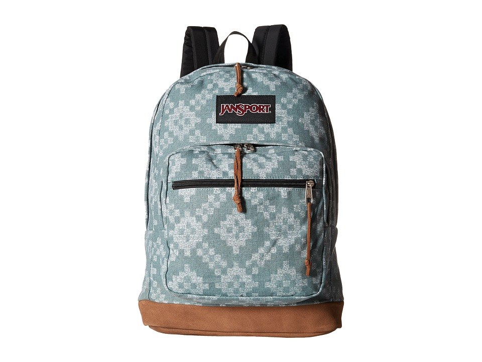 JanSport - Right Pack Expressions (Frost Teal/Diamond Fade) Backpack Bags