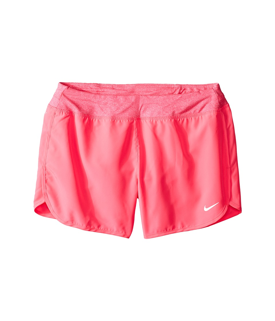 Nike Kids - Dry 3 Running Short (Little Kids/Big Kids) (Hyper Pink/Hyper Pink/Reflective Silver) Girl's Shorts