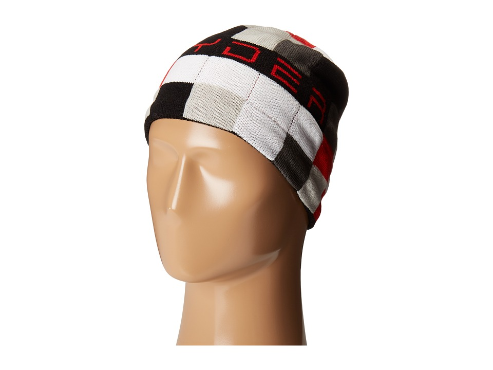 Spyder Kids - Mini Digital Hat (Toddler/Little Kids/Big Kids) (Pixel Red) Beanies