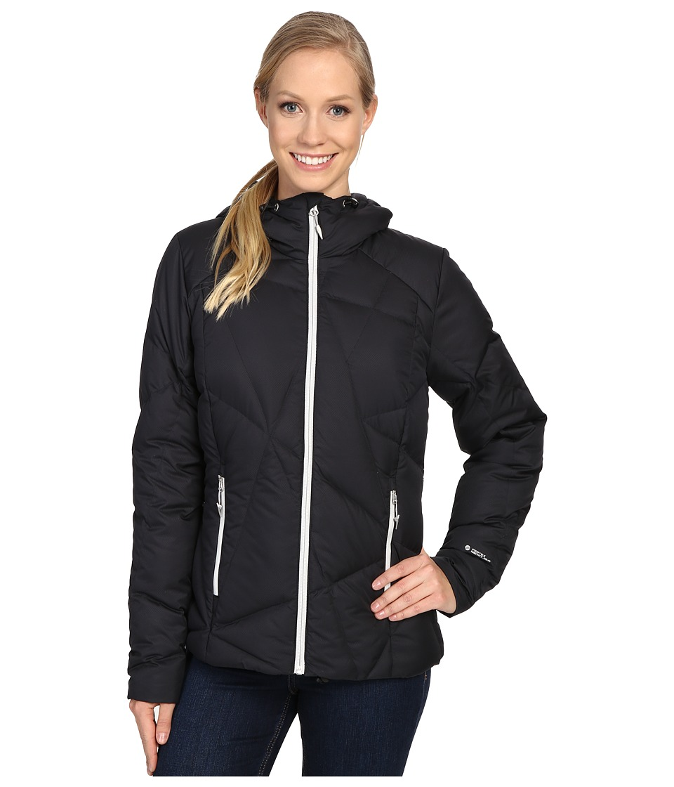 Spyder - Bernese Jacket (Black/Black) Women's Coat