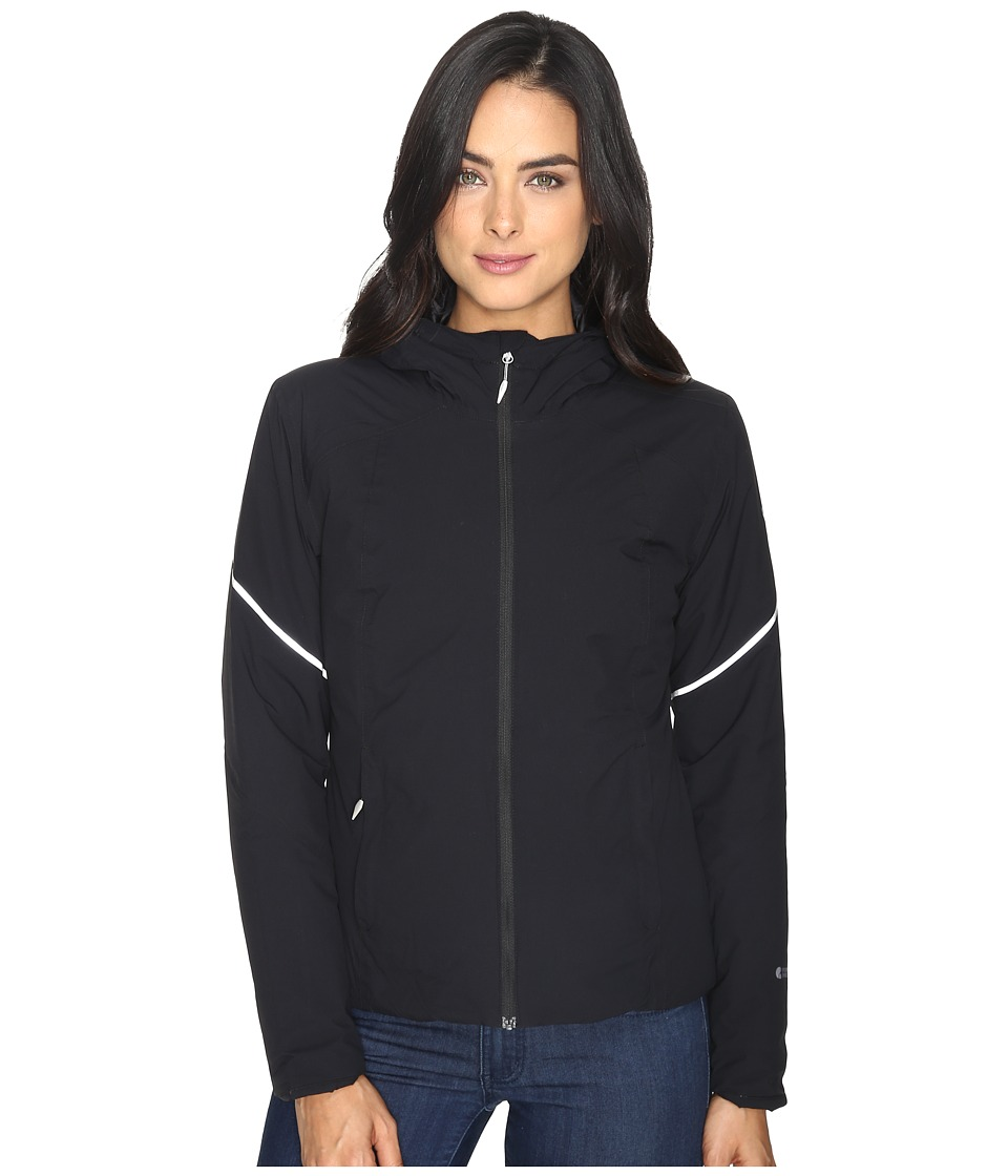 Spyder - Berner Jacket (Black) Women's Sweatshirt