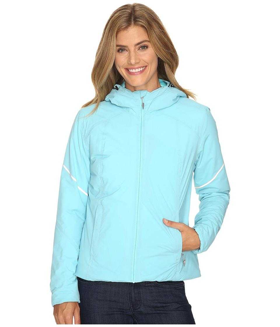 Spyder - Berner Jacket (Freeze) Women's Sweatshirt