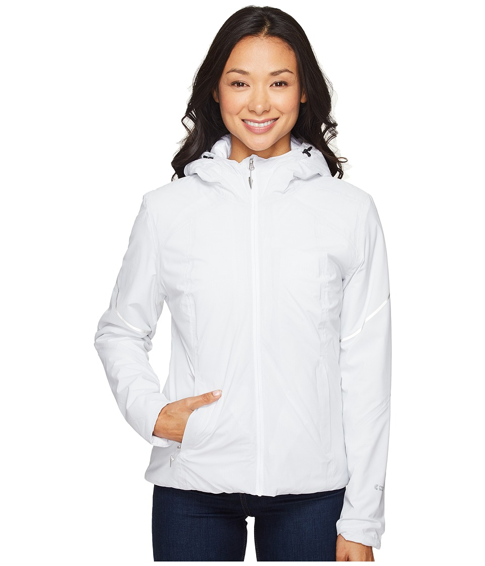 Spyder - Berner Jacket (White) Women's Sweatshirt