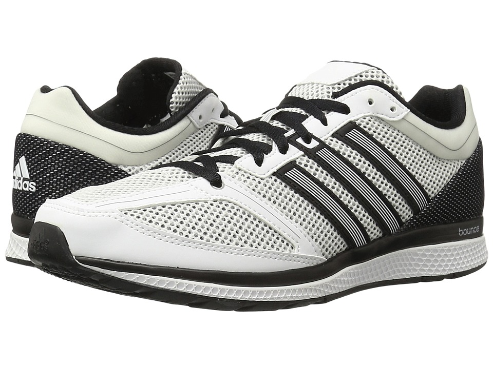 adidas Running - Mana RC Bounce (Footwear White/Footwear White/Core Black) Men's Shoes