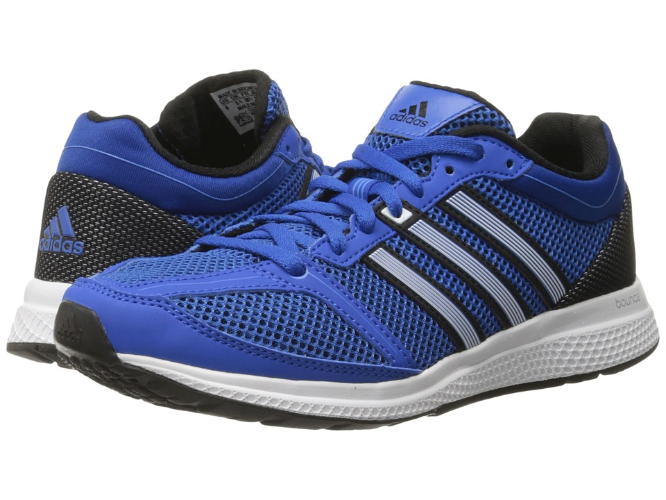 adidas Running - Mana RC Bounce (Blue/Footwear White/Core Black) Men's Shoes