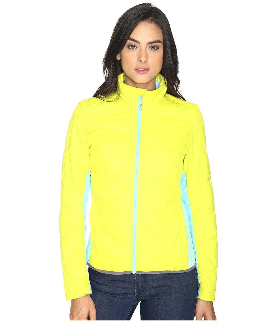 Spyder - Glissade Insulator Jacket (Acid/Freeze) Women's Coat