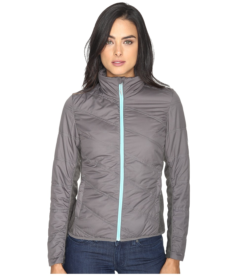 Spyder - Glissade Insulator Jacket (Weld/Freeze) Women's Coat