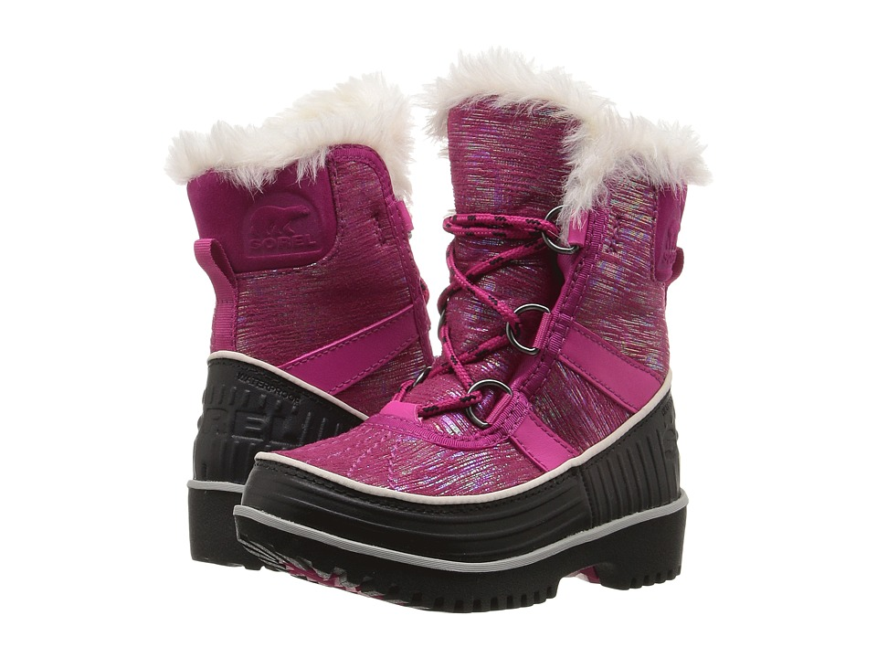 SOREL Kids - Tivoli II (Toddler/Little Kid) (Haute Pink) Girl's Shoes