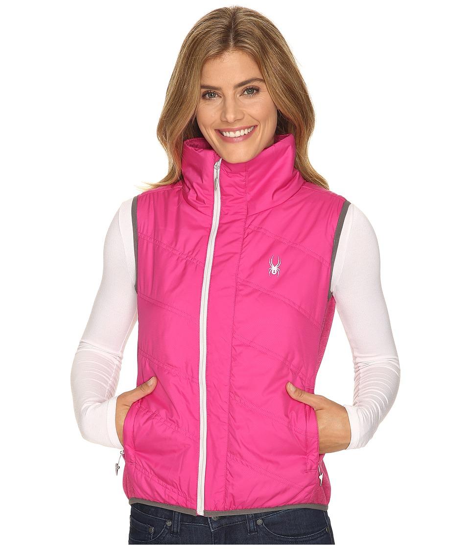 Spyder - Exit Insulator Vest (Voila/Silver) Women's Vest