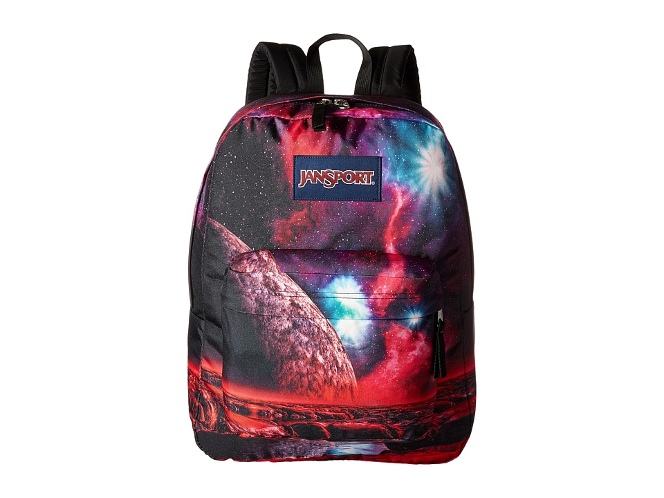 JanSport - High Stakes (Multi Cosmic Waters) Backpack Bags
