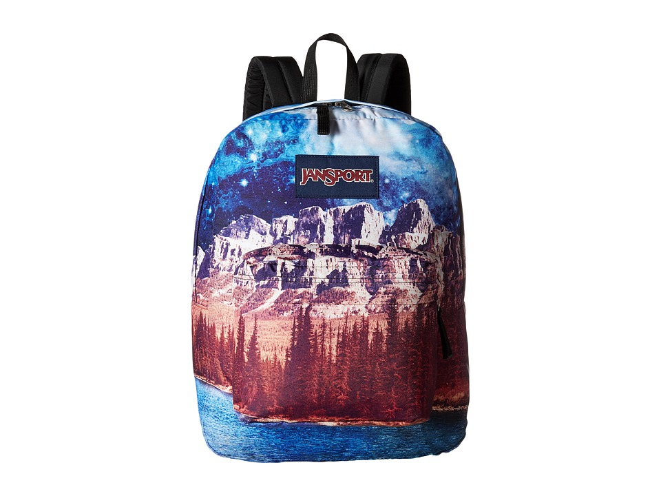 JanSport - High Stakes (Multi Agate Skies) Backpack Bags