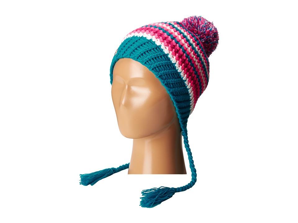 Spyder Kids - Bittersweet Hat (Big Kids) (Bluebird/Multi) Snow Hats