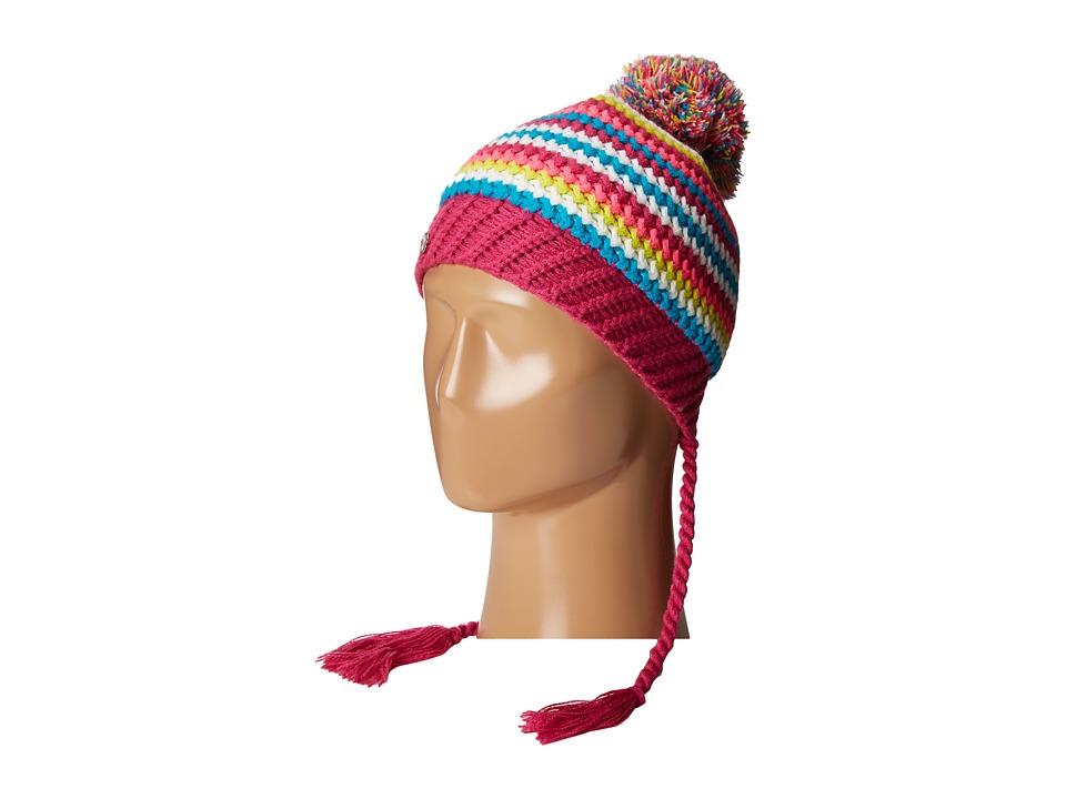 Spyder Kids - Bittersweet Hat (Big Kids) (Voila/Multi) Snow Hats