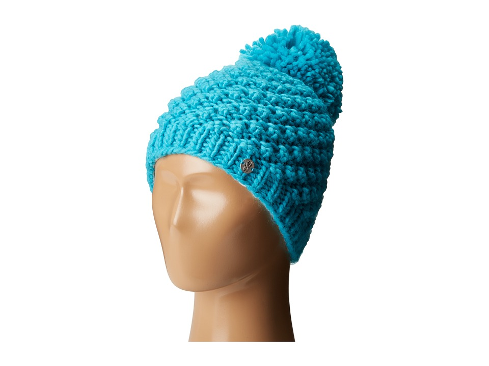Spyder Kids - Brrr Berry Hat (Big Kids) (Bluebird) Snow Hats