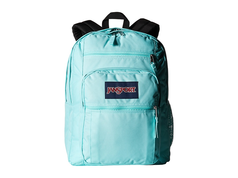 JanSport - Big Student (Aqua Dash) Backpack Bags