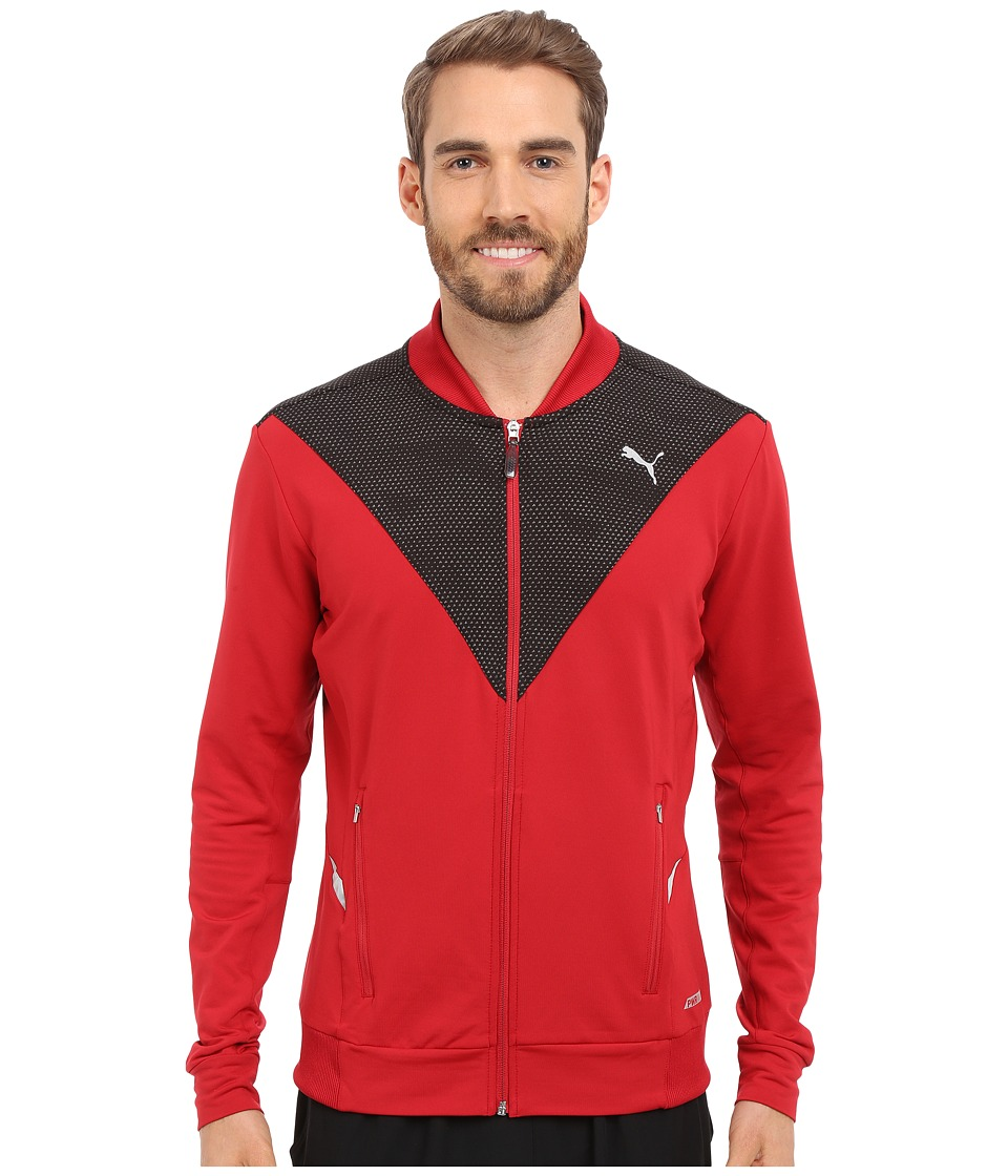 PUMA - Nightcat Power Warm Jacket (Scooter) Men's Coat