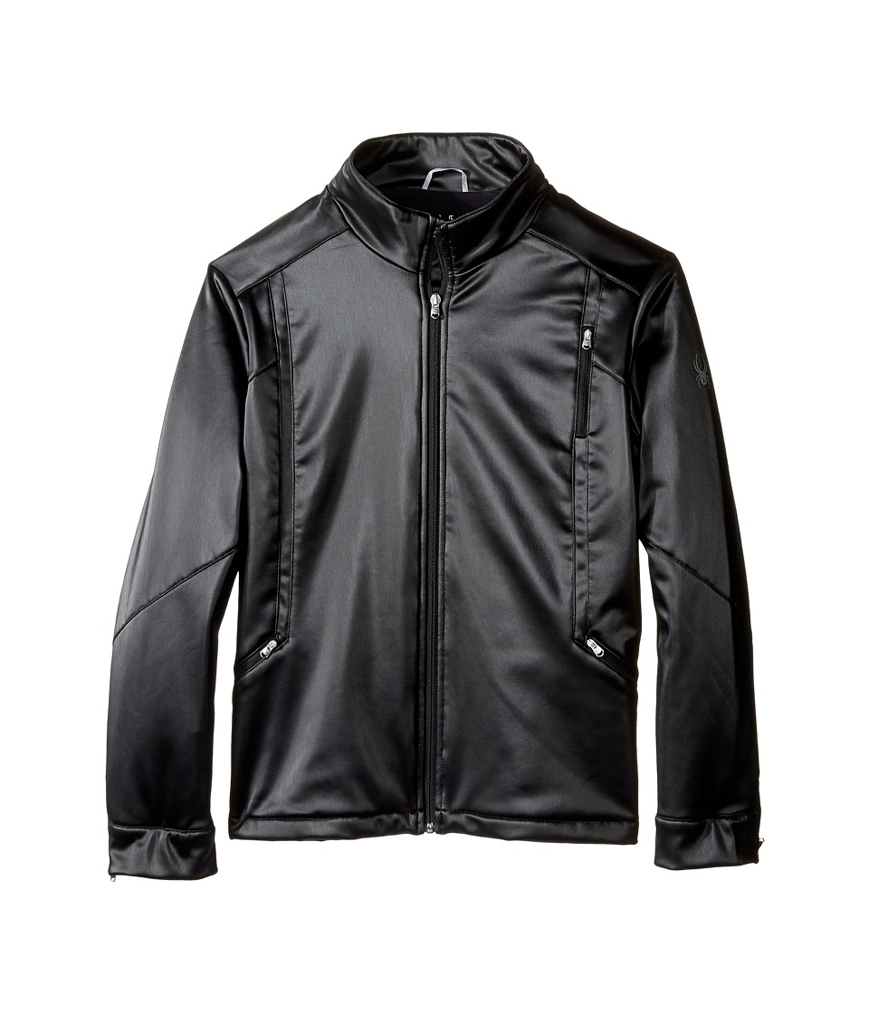 Spyder - Teela Jacket (Black) Women's Coat