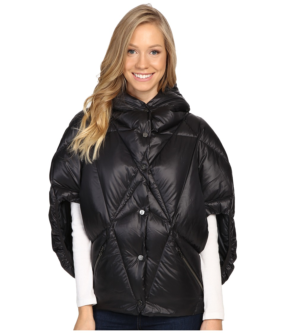 Spyder - Pave Jacket (Black) Women's Coat